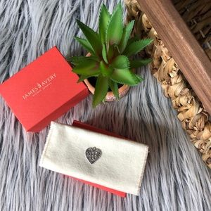 """RETIRED🌸James Avery """"16"""" in heart Charm🌸"""